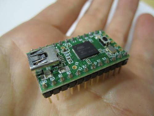Teensy USB Development Board