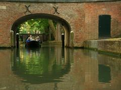 Summer (Harry Mijland) Tags: holland canal utrecht nederland kano gracht nieuwegracht dearharry harrymijland