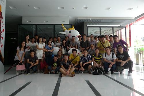 UCD书友会·广州第22期合影
