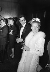 Roger Vadim and Catherine Deneuve (Famous Fashionistas (First)) Tags: 1963 rogervadim vintagefashion 1960s jacquesheim 1960sfashion cathernedeneuve
