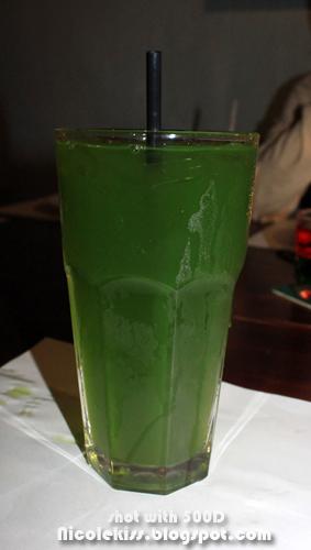 pandan drink
