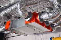 Plenum climatisation gainable