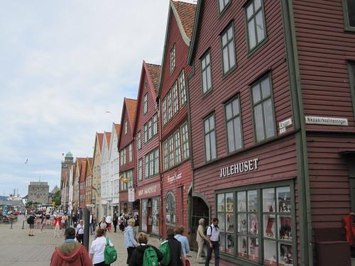 Eurotrip 2010: Bergen