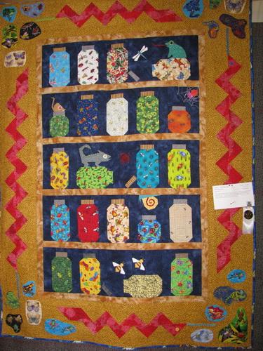 Scrapendipity Designs » Bug Jar Quilt : bugs in a jar quilt pattern - Adamdwight.com