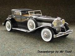 Black Town Car 002 (MrToad1947) Tags: ford modela model victoria 1912 dietrich towncar touring modelt packard 1929 1909 phaeton diecast hubley dusenberg