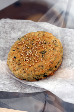 seaweed biscuit