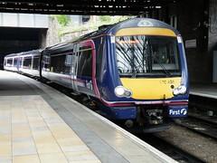 170431 Glasgow Queen Street 010810 (Dan86401) Tags: 170431 class 170 1704 adtranz turbostar first scotrail glasgowqueenstreet dmu dieselmultipleunit class170