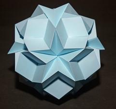 P8162580 (mganans) Tags: star origami modular estrella