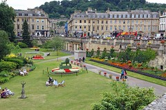 Where's Walley (The Lion) (Geraldine Curtis) Tags: bath avon municipalgardens