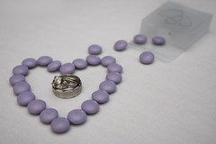 (KAiLAMOOREPHOTOGRAPHY) Tags: wedding calgary love photography photographer heart box chocolate rings mm shape favor arrange