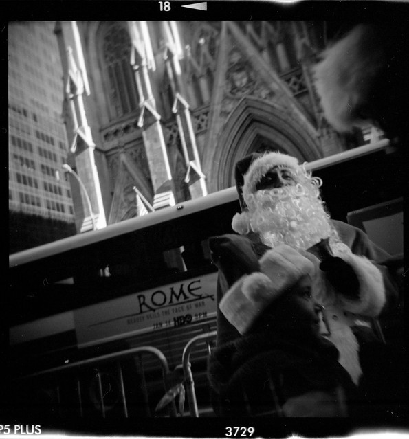 Holidays in NYC — Photo