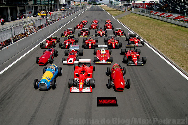 Grid Modena MotorSport