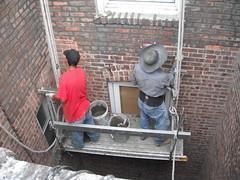Jintex Renovations (JINTEX CONTRACTORS) Tags: roof brick brooklyn stair cement clay program streamlined renovation flashing contractor stucco loan fha jintex 203k broooklyncontractor builtuproof