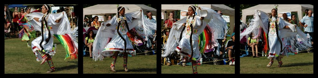 Dancing Sqwaw