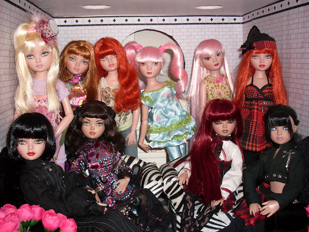 Premières photos des toutes mes (10) miss ensemble :) 4907329927_eb1deee385_o