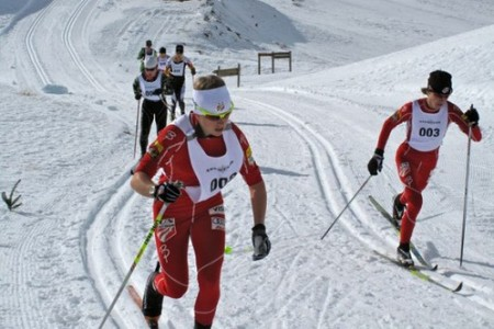 Běžci objevují Nový Zéland