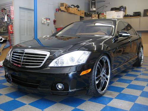 2008 S55 Mercedes