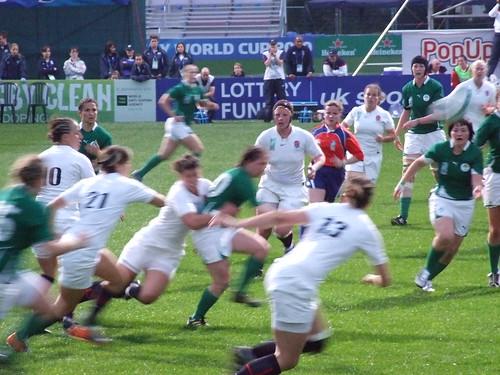 England 27 - Ireland 0