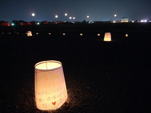 平城宮跡夏季フェア「光と灯りのフェア」-24