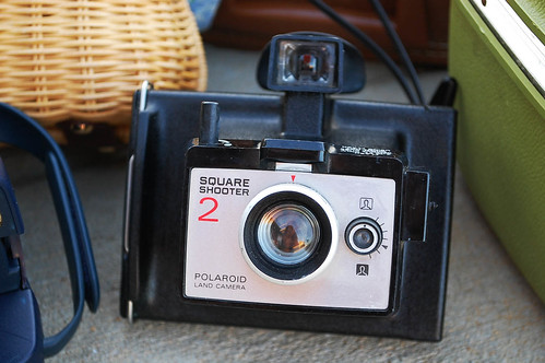 Thrifted! Polaroid Swinger Model 2