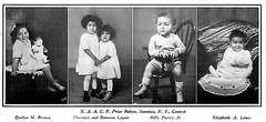 NAACP Baby Contest Winners from Jamaica, New York - March, 1930 (vieilles_annonces) Tags: old news black history vintage magazine thirties 1930s scans african negro historic ephemera nostalgia american blackpeople historical americana colored articles oldphotos civilrights 30s blackhistory 1930 vintagephotos africans africanamericanhistory peopleofcolor vintagephotographs blackfolks vintagemagazine coloredpeople elizabethlewis evelynbrown negrohistory jamaicanewyork blackpress blacknews billypiercejr naacpbabycontest florencelogan rowenalogan