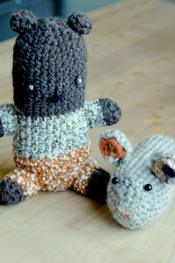 crochet animals 72