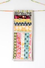 Urban Home Swap (Jeni Baker   In Color Order) Tags: urban home modern apartment quilt handmade sewing august casserole pot swap quilting stitching block quilts crafting holder