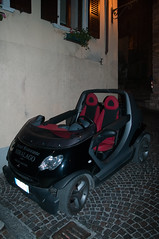 convertible smartcar