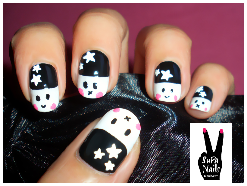 Kidrobot Cuties Supa Nails