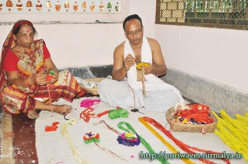 Raksha Bandhan, Patara sebak is creating Rakhi