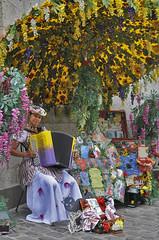 Sacre Coeur (rizal krolla) Tags: travel paris france flower tower yellow rock train subway nikon europe euro hard champs eiffel coeur sacre elysees hdr dover calais d300