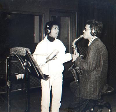 Djavan e David Sanborn