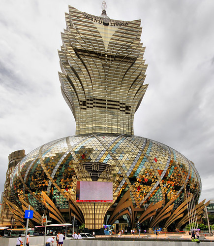 Grand Lisboa Hotel / Casino, Macau
