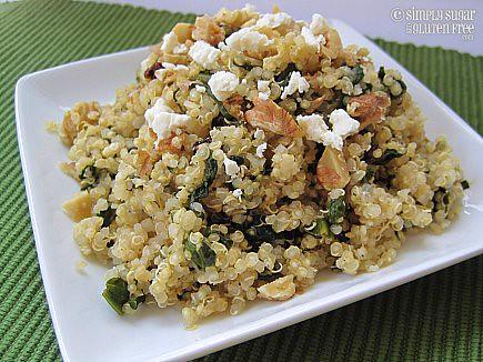 Alta's Quinoa Salad