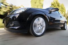 Rig (DDA Photography) Tags: auto black blur cars car speed moving automobile shot 8 run move rig movimento nero astra nera opel velocit corsa mosso gtc correre tokina111611162