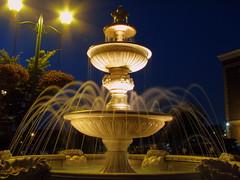 Clarksville Fountain