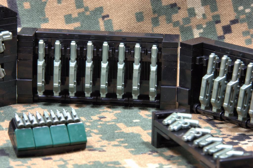 BA ODG - Gun Racks