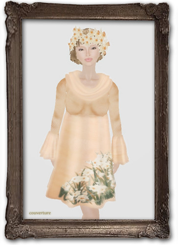 Designers United4 :narcissus dress