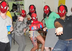 Spiderman fanclub