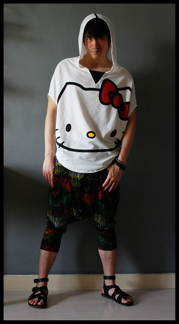 Hello Kitty on Boys