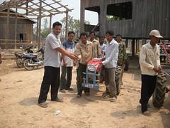 tractor ceremony