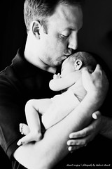 proud papa (Stewart Imagery) Tags: family portrait baby parents naturallight newborn newparents d700 nikond700