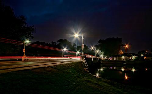 Gordon St Bridge  by John Q6