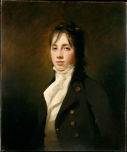 Raeburn, Henry (1756-1823) - 1801 William Fraser of Reelig (Metropolitan Museum of Art, New York City)