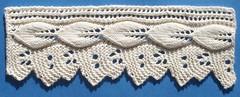 38UntitledEdgingPhoto2 (vintagekathleen) Tags: lace knitted untitled 38 edging