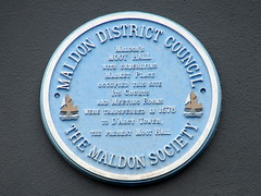 Photo of Blue plaque number 3510