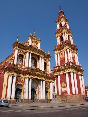 Salta: Iglesia San Francisco