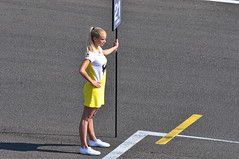 Grid Girls Hungaroring 2010 (red_Shanks) Tags: girls grid one women pretty eins budapest grand f1 prix formula un