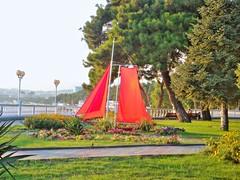 Scarlet Sails (Lyubov) Tags: sea summer russia blacksea gelendzhik   scarletsails
