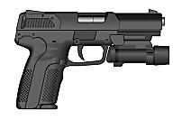 FN Five-Seven Tactical